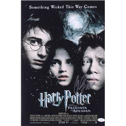 "Alfonso Cuaron Signed ""Harry Potter and the Prisoner of Azkaban"" 12x18 Photo (JSA COA)"