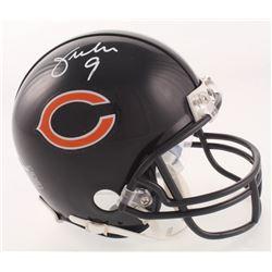 Jim McMahon Signed Chicago Bears Mini Helmet (Beckett COA)