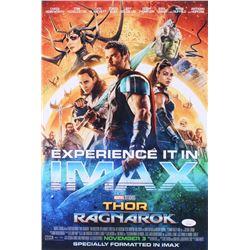 "Taika Waititi Signed ""Thor: Ragnarok "" 12x18 Photo (JSA COA)"