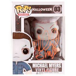 "Nick Castle Signed ""Halloween"" #3 Michael Myers Funko Pop! Vinyl Figure (Radtke COA)"