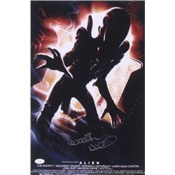 """Walter Hill Signed """"Alien"""" 12x18 Photo (JSA COA)"""