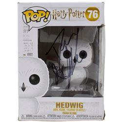 "Daniel Radcliffe Signed ""Harry Potter"" #76 Hedwig Funko Pop! Vinyl Figure (PSA COA)"