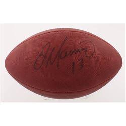 Dan Marino Signed NFL Football (UDA COA)
