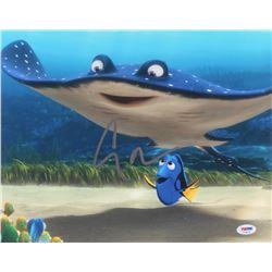 "Ellen DeGeneres Signed ""Finding Nemo"" 11x14 Photo (PSA COA)"