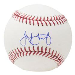 Jake Arrieta Signed OML Baseball (Fanatics  MLB Hologram)