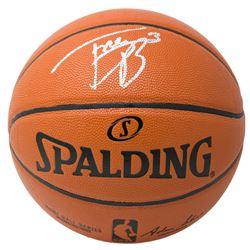 Trey Burke Signed NBA Game Ball Series Basketball (Fanatics Hologram)