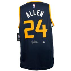 Grayson Allen Signed Utah Jazz NBA Fast Break Fanatics Jersey (Fanatics Hologram)