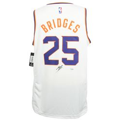 Mikal Bridges Signed Phoenix Suns NBA Fast Break Fanatics Jersey (Fanatics Hologram)