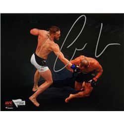 Conor McGregor Signed UFC 8x10 Photo (Fanatics Hologram)