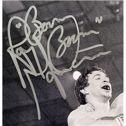 "Ray ""Boom Boom"" Mancini Signed 8x10 Photo (Fanatics Hologram)"