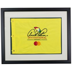 Arnold Palmer Invitational 20x24 Custom Framed Pin Flag Display