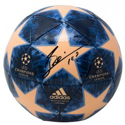 Lionel Messi Signed UEFA Champions League Match Adidas Soccer Ball (JSA COA  Icons COA)