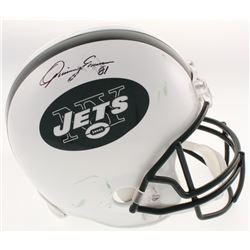 Quincy Enunwa Signed New York Jets Full-Size Helmet (Steiner COA)