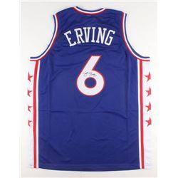 Julius Erving Signed Jersey (JSA COA)