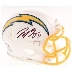 Joey Bosa Signed Los Angeles Chargers Speed Mini Helmet (Beckett COA)