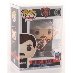 Mike Ditka Signed Chicago Bears #90 Funko Pop! Vinyl Figure (Schwartz COA)
