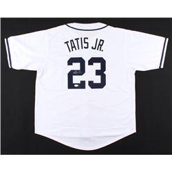 Fernando Tatis Jr. Signed Jersey (JSA COA)