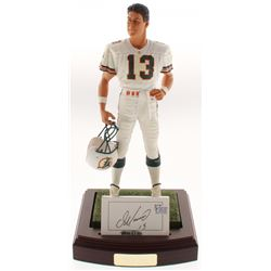 Dan Marino Signed LE Miami Dolphins Figurine (UD Hologram)