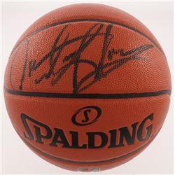 Dennis Rodman Signed Game Ball Series Basketball (Beckett COA)