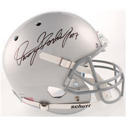 Dwayne Haskins Signed Ohio State Buckeyes Full-Size Helmet (Beckett Hologram)