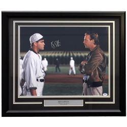 """Ray Liotta Signed """"Field of Dreams"""" 22x27 Custom Framed Photo Display (PSA COA)"""