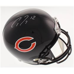 Allen Robinson Signed Chicago Bears Throwback Full-Size Suspension Helmet (Schwartz COA)
