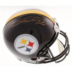 Rod Woodson Signed Pittsburgh Steelers Full-Size Helmet (Schwartz COA)