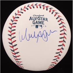 Walker Buehler Signed Official 2019 All-Star Game Baseball (Beckett COA)