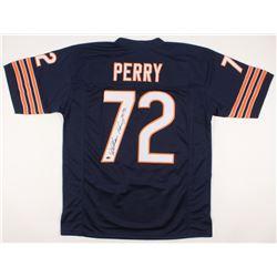 William Perry Signed Jersey (Schwartz COA)