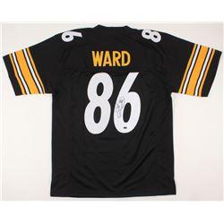 Hines Ward Signed Jersey (Schwartz COA)