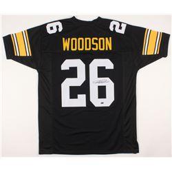 Rod Woodson Signed Jersey (Schwartz COA)