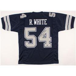 "Randy White Signed Jersey Inscribed ""HOF 94"" (Schwartz COA)"