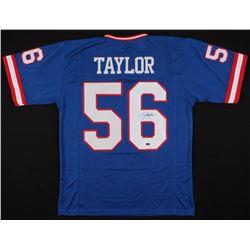 Lawrence Taylor Signed Jersey (Schwartz COA)