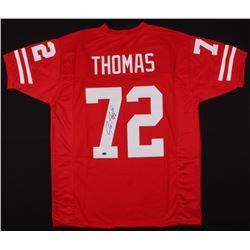Joe Thomas Signed Jersey (Schwartz COA)