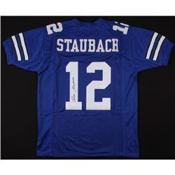 Roger Staubach Signed Jersey (JSA COA)