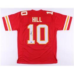 Tyreek Hill Signed Jersey (Schwartz COA)