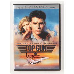 """Val Kilmer Signed """"Top Gun"""" Special Collector's Edition DVD (Beckett COA)"""