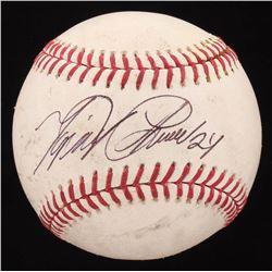 Miguel Cabrera Signed 2019 Spring Training Logo Baseball (Hollywood Collectibles COA)