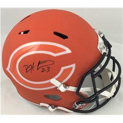 Devin Hester Signed Chicago Bears AMP Full-Size Speed Helmet (JSA Hologram)