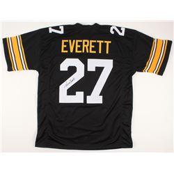 Thomas Everett Signed Jersey (JSA COA)