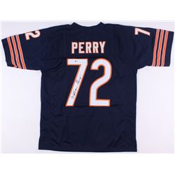 William Perry Signed Jersey (Beckett COA)