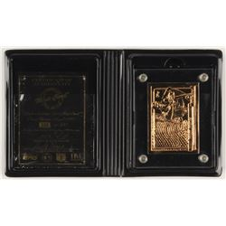 1994 Highland Mint Mint-Cards Topps #48 Frank Thomas 92 / G / 500 (Highland Mint COA)