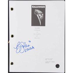 "P. J. Soles Signed ""Halloween"" Full Movie Script Inscribed ""Lynda"" (Legends COA)"