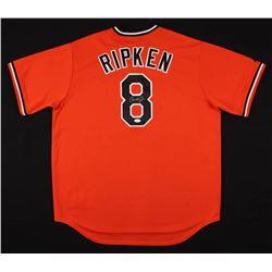 Cal Ripken Jr. Signed Baltimore Orioles Jersey (JSA COA)