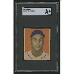 1949 Bowman #84 Roy Campanella RC (SGC Authentic)