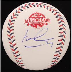 Aaron Nola Signed 2018 All-Star Game Baseball (Beckett COA)