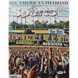 "Victor Espinoza Signed ""Sports Illustrated"" 11x14 Photo (PSA Hologram)"