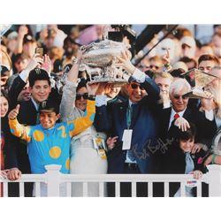 Bob Baffert Signed 11x14 Photo (PSA Hologram)
