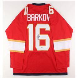 Aleksander Barkov Jr. Signed Jersey (Beckett COA)