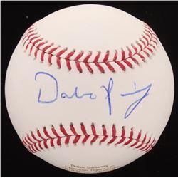 Dabo Swinney Signed LE OML Laser Engraved Baseball (JSA COA)